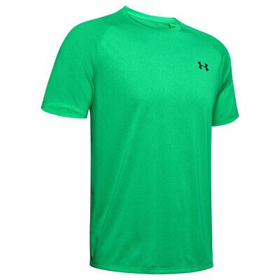 Under Armour Men/'s UA Tech™ Short Sleeve Training T-Shirt 1345317 Size L