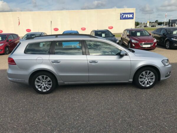 VW Passat 2,0 TDi 140 Comfortl. Vari. DSG BM - billede 5