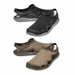 Crocs Swiftwater Mesh Wave M Unisex Clogs | Slippers | garden shoes - NEW