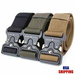 Tactical-Belts-Nylon-Military-Waist-Belt-Heavy-Duty-Outdoor-Training-Waist-BELT
