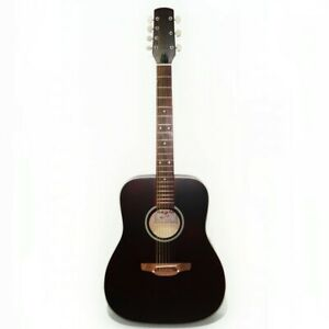 New Russian Ukrainian Seven 7 String Acoustic Dreadnought Guitar High Quality!