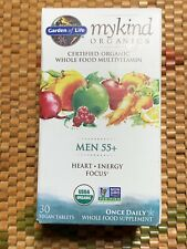 Best Mens Multivitamin 2021 2 Ct Garden of Life Mykind Organics Men 55 Multivitamin 60 Vegan