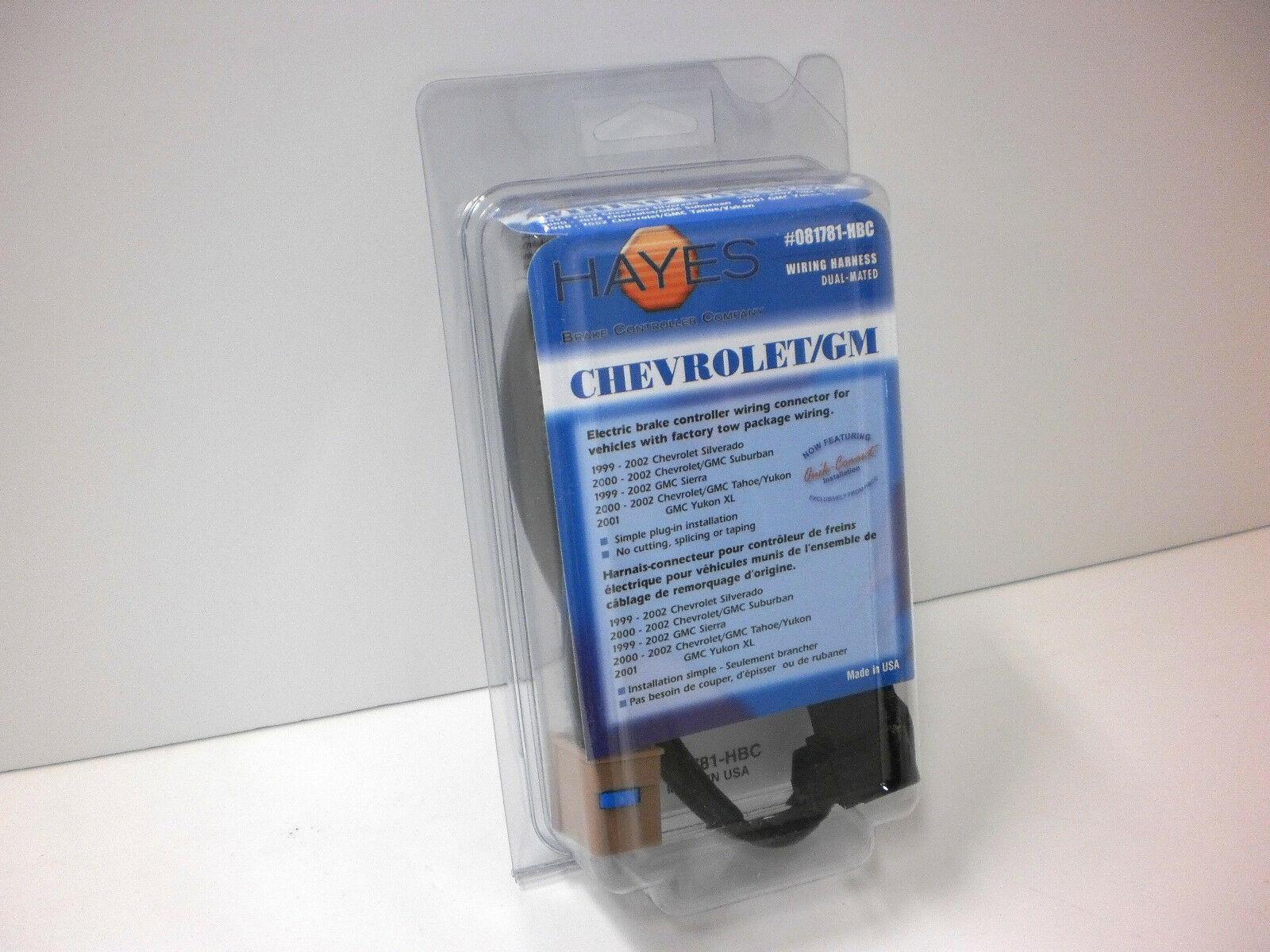 Gm Chevy Harness Hayes Trailer Brake Controller 99 02 Ebay Wire Labels Norton Secured Powered By Verisign