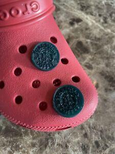 Makeup 3 crocs inspired charms