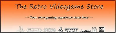 The Retro Video Game Store