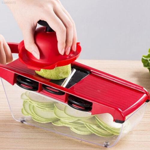 B481 Red Grater Salad Kitchen Eco-Friendly Fruit Slicer
