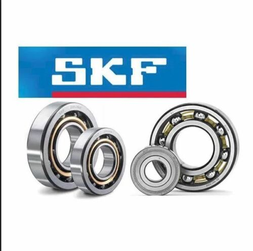 7204BECBY SKF Angular Contact Bearing  20x47x14mm