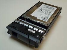LOT OF 5-45E7977 45E7975 SP-411A-R5 NETAPP 450GB HARD DRIVE W// TRAY