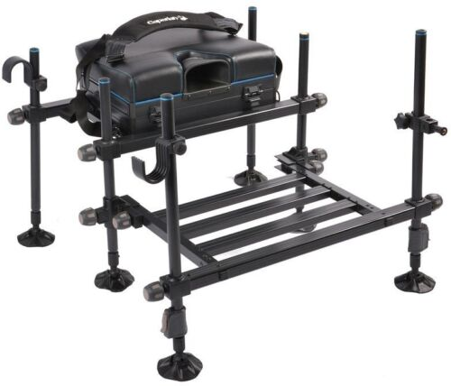 PRO ADJUST NEW Still Fishing Station Easy To Transport Stable On All Terrains