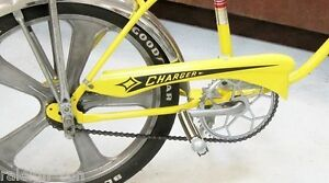 New-Black-Iverson-CHARGER-DECAL-STICKER-for-Banana-Muscle-Bike-Bicycle