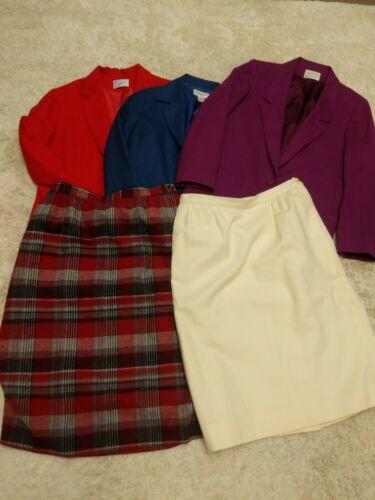 Lot Of Pendleton Suit Separates