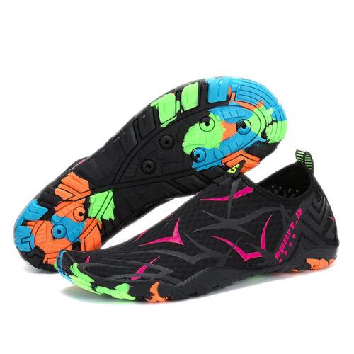SAGUARO Unisex Water Shoes Aqua-Socks Yoga Exercise Beach Swim Slip Wave Shoes