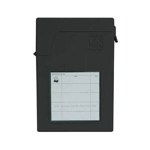 ZIPO-ZIO-P010-BK-3-5inch-HDD-Protection-Storage-Case-Black