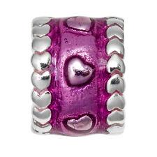 Genuine Lovelinks Silver and Enamel Bracelet Charm 11821591-97