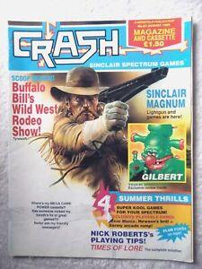 60392 Issue 67 Crash Magazine 1989