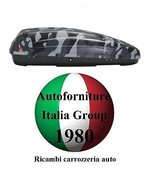 HELIOS 400 LT CAMOUFLAGE BOX BAULE PORTATUTTO PORTABAGAGLI TETTO AUTO G3 MOD