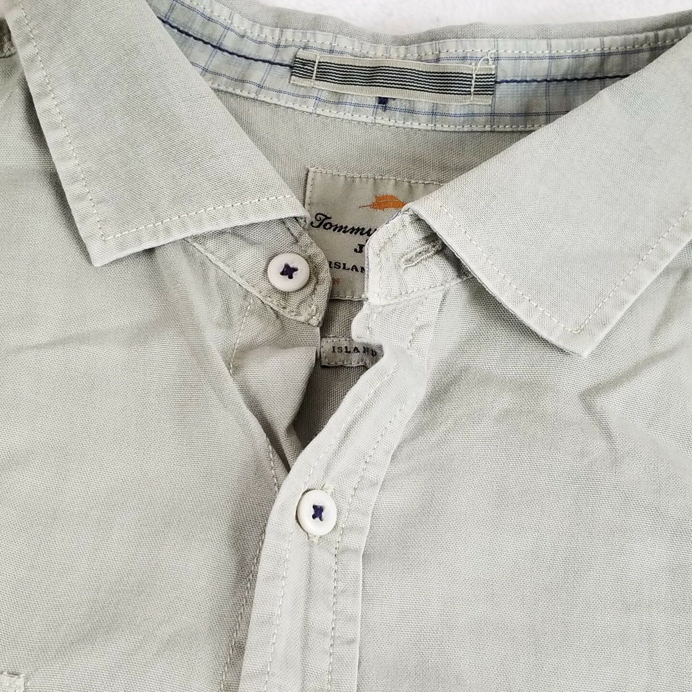 Lot of 2 TAILORBYRD Uomo Shirts Medium Long Sleeve Dress Plaid ButtonDown Dress Sleeve Casual a5e349