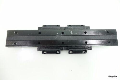 LAW21EL+240L NSK Low Profile Low Height Linear Guide Bearing THK HRW21CA 1Rail2B