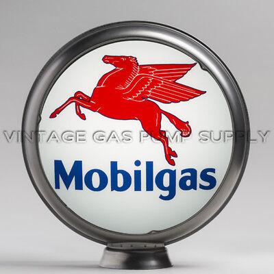 """G182 Sinclair H-C 13.5/"""" Gas Pump Globe w// Steel Body"""
