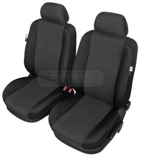 Fundas para asientos negro delantero are Hyundai Santa Fe