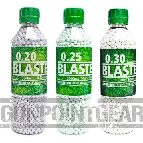 ASG Blaster BB /'s Pellets 6 Mm 3000 AIRSOFT 0.20 .23 0.25 0.3 g BB Livraison Gratuite Au Royaume-Uni