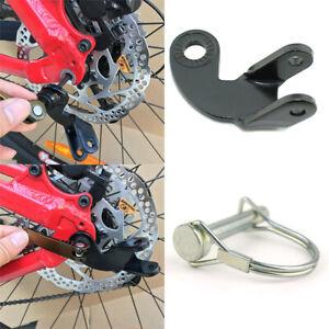 Fahrrad Anhängerkupplung mit Sicherungsstift Kupplung Stahl Kupplung Adapter