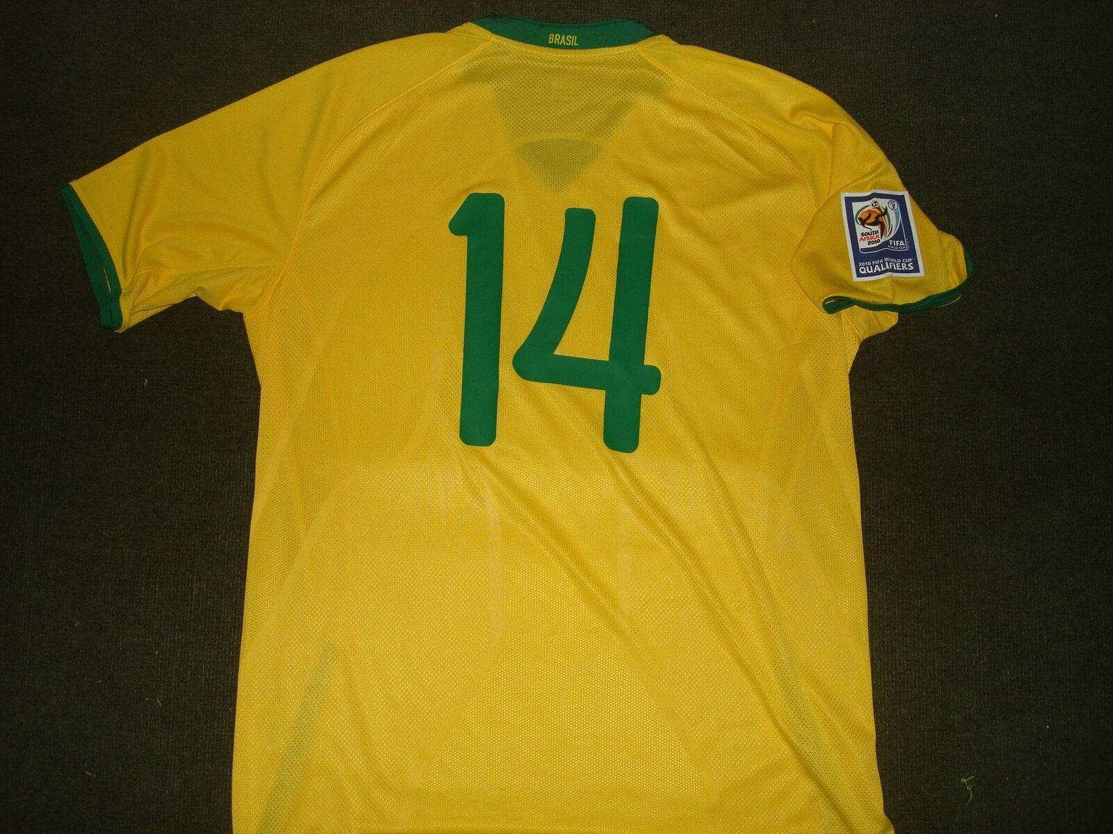 Brasil Eliminatorias Wc 2010 Match expedido Xxl
