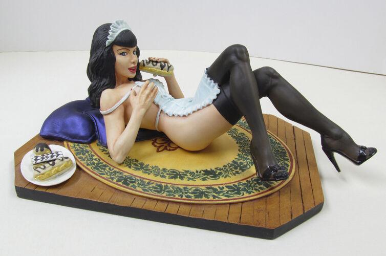 Jimmy Flintstone Cupcake Candy  Resin Figure Kit