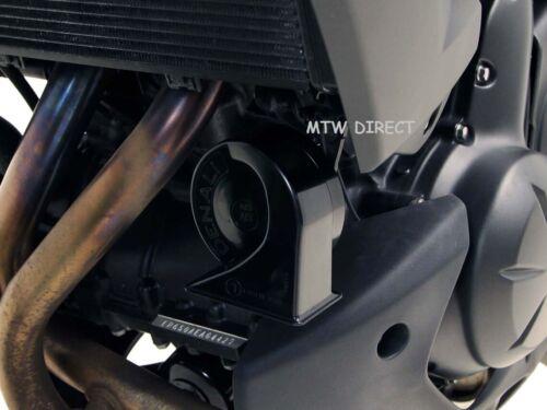 Denali Soundbomb Mini Low Tone 113dB Horn HONDA NT 700 V Deauville 2006-2010