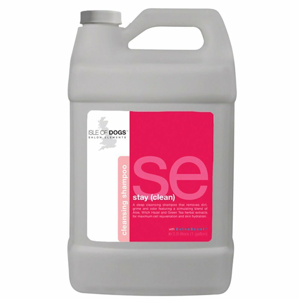 Isle Isle Isle of Dogs Salon Elements Stay (Clean) Shampoo 1 Gallon. 3.79L 004cc4