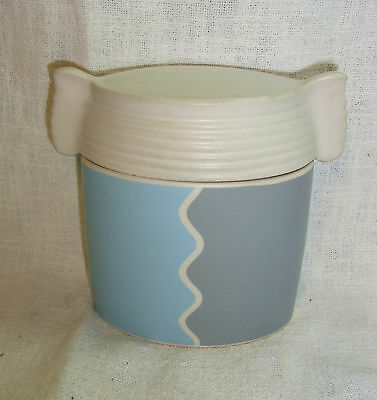 Mid Century German Thomas Porcelain Candy Box Rosenthal Group Bandero  #BG