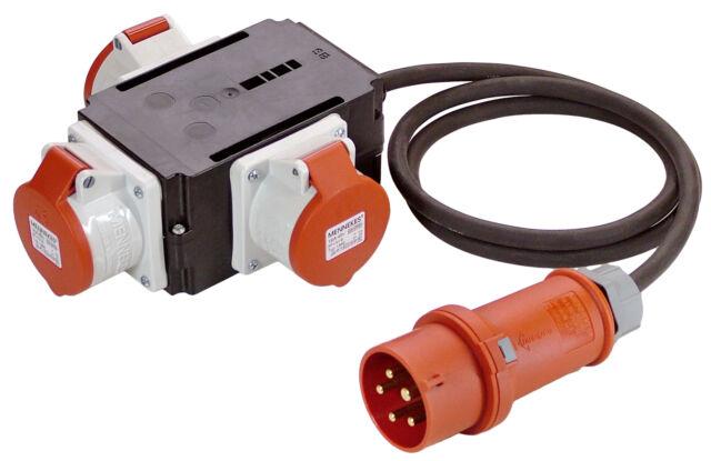 """as - Schwabe 60529 MIXO-Stromverteiler """"ODER"""""""