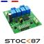 5320-module-commande-2-aiguillages-avec-indication-de-position-jouef-Roco miniature 1