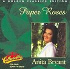 Golden Classics: Paper Roses by Anita Bryant (CD, Mar-2006, Collectables)