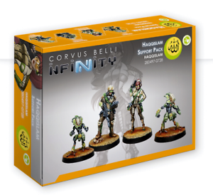 Haqqislam-Support-Pack-Infinity-Wargame-Brand-New