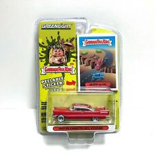 1983 Chevrolet Monte Carlo 1:64 Scale Greenlight 54010-B Garbage Pail Kids Series 1 Quinn Quake
