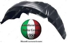 RIPARO PARASASSI PASSARUOTA ANTERIORE SX FORD FOCUS 98/>05 1998/>2005