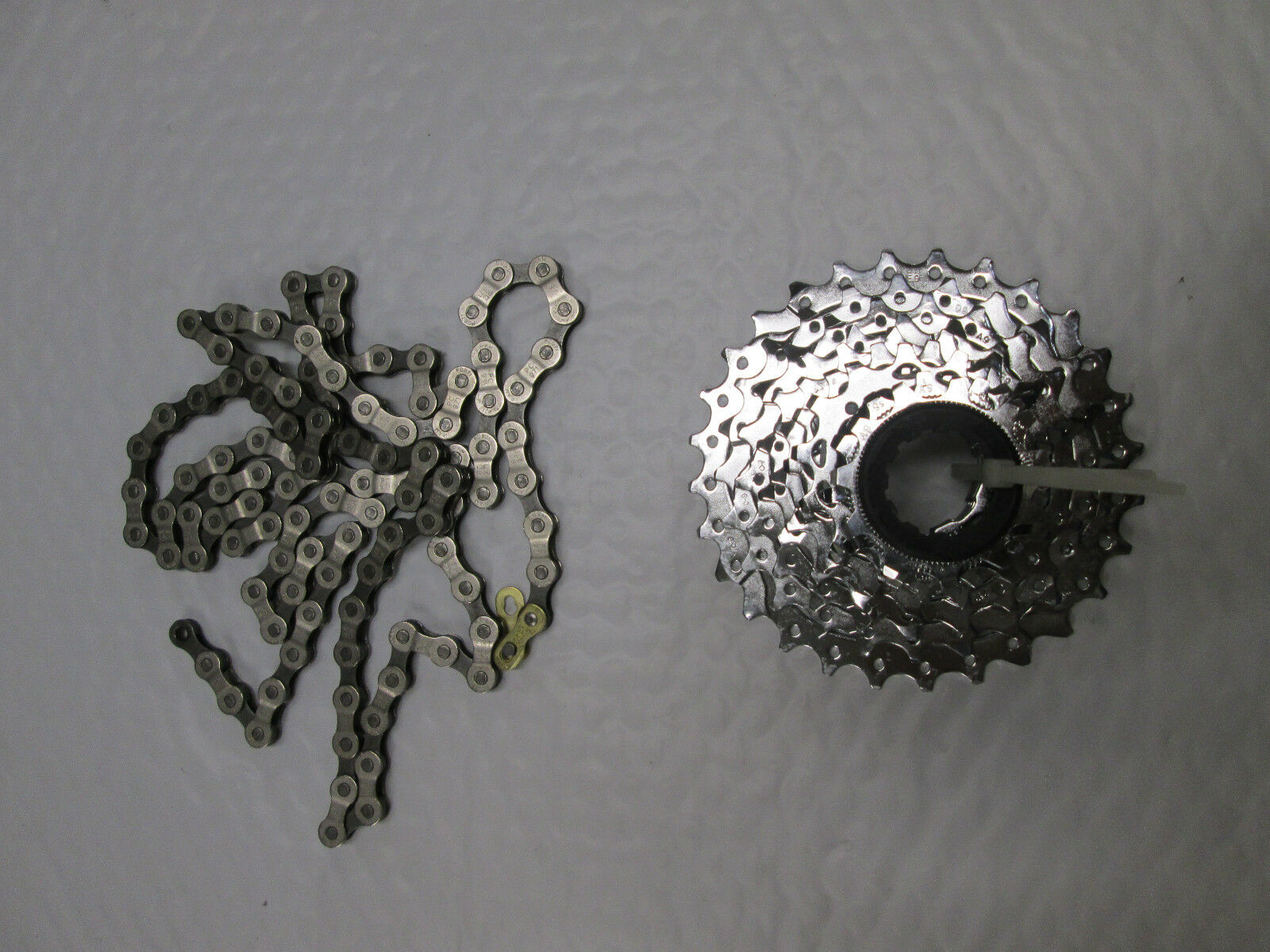 SRAM 11-28t 9 Speed Cassette and SRAM PC-971 Chain Downhill Mountain