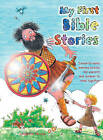 My First Bible Stories: Favourite Ealy-learning Stories for Parents and Children to Read Together by Flame Tree Publishing (Hardback, 2007)