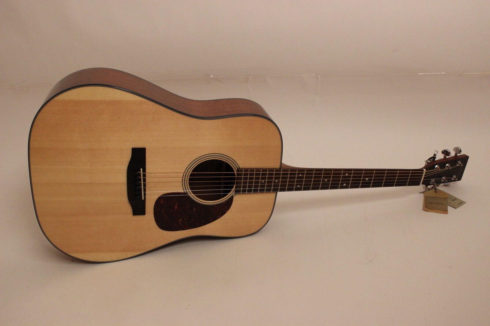 Sigma Guitars Guitar Dm-18 A1 Top + Full Solid Spruce Top