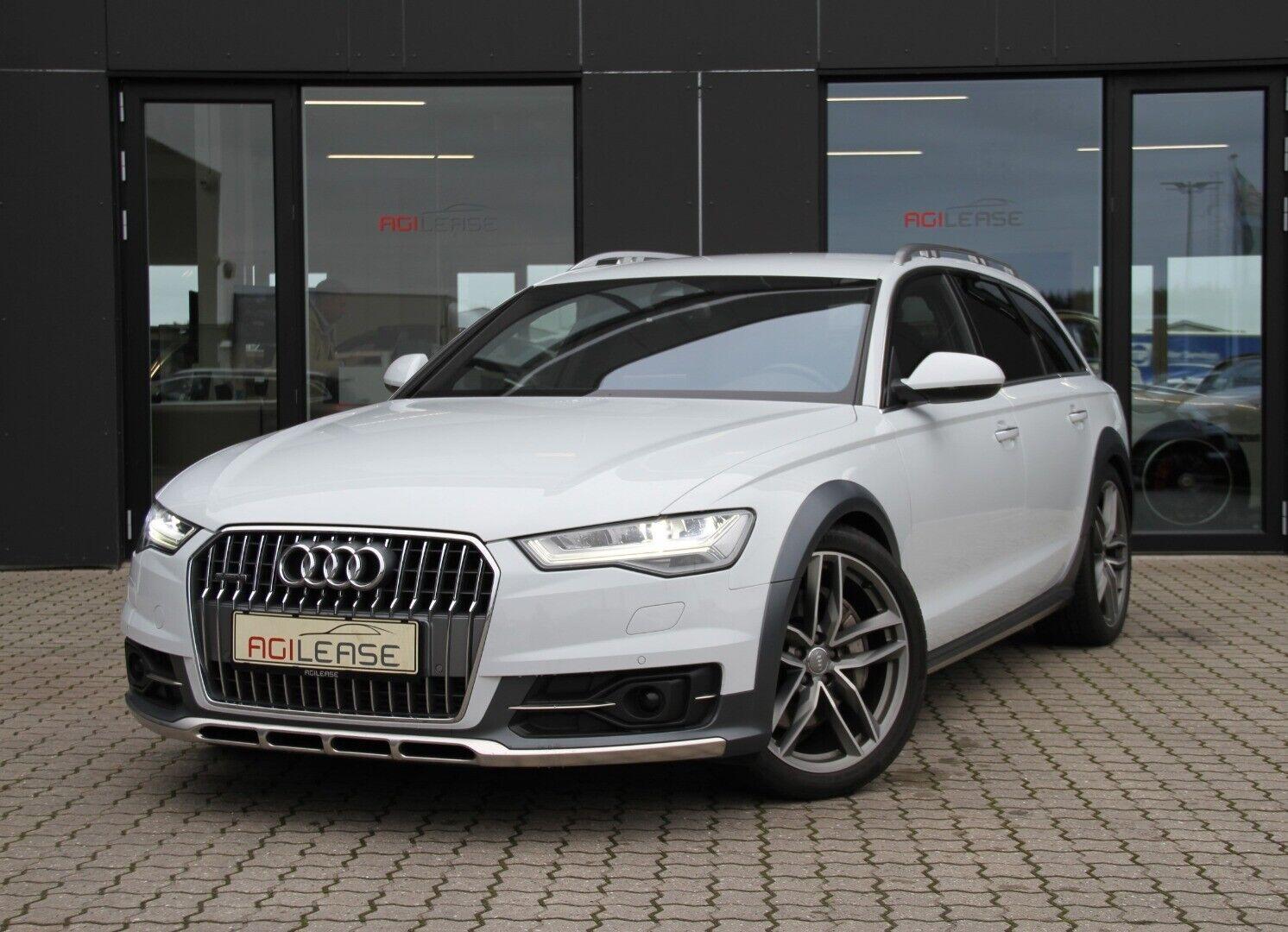 Audi A6 allroad 3,0 TDi 320 quattro Tiptr. 5d - 6.600 kr.