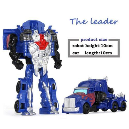 Transformation Cars Classic Robot Toys Children/'s Action Figures Christmas Gifts