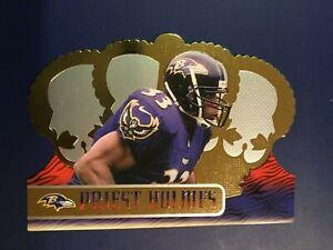1999-Crown-Royale-11-PRIEST-HOLMES-Baltimore-Ravens-Nice-LOOK