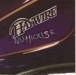 HAYWIRE-Nuthouse-VG-1990-Attic-Canada-ACD-1283-1st-press-no-IFPI-Disque-Americ