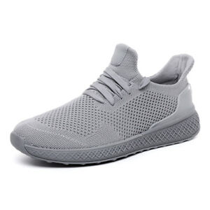 Summer-Men-039-s-Running-Athletic-Shoes-Breathable-Soft-Outdoor-Casual-Walking-Shoes