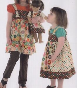 PATTERN-Sister-Smocks-girl-039-s-sewing-PATTERN-Indygo-Junction