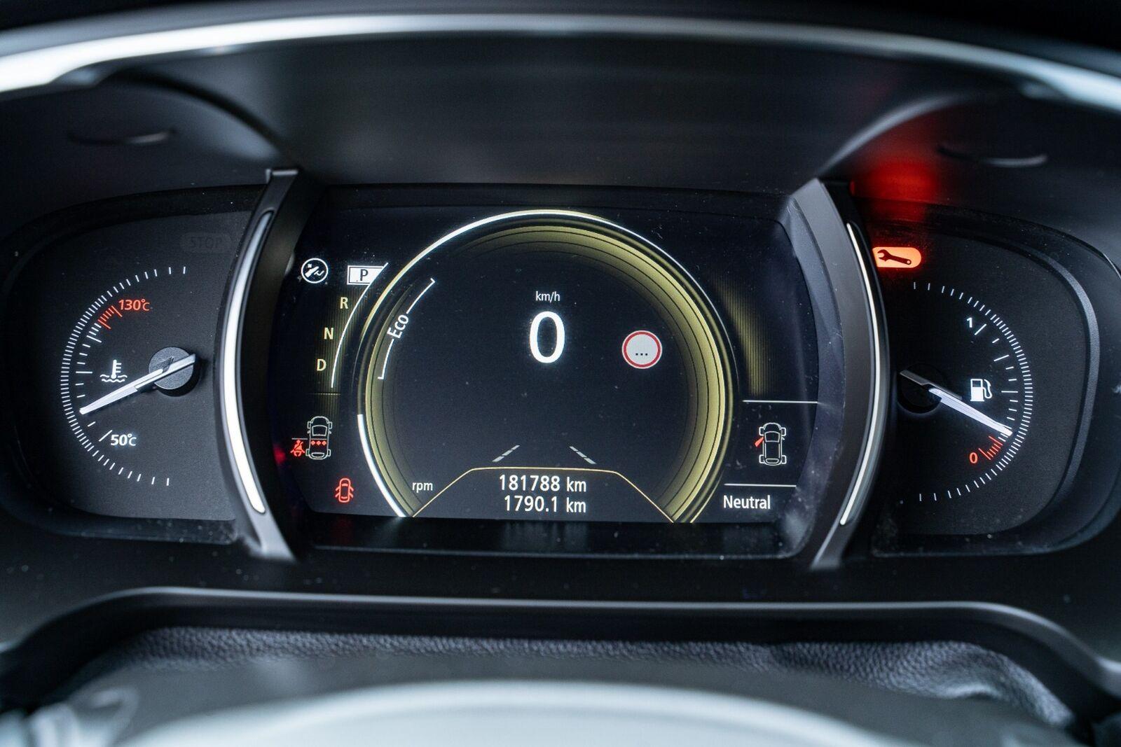 Renault Talisman 1,6 dCi 130 Zen Sport Tourer EDC