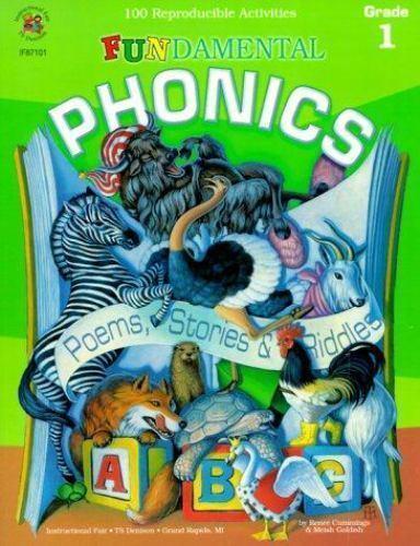 Fundamental Phonics by Renee Cummings