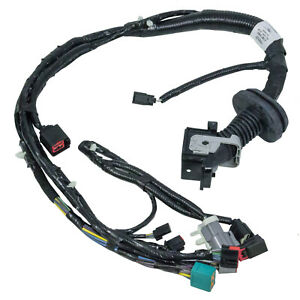 Details about OEM NEW 11-14 Ford F150 Front Left Door Wiring Harness on