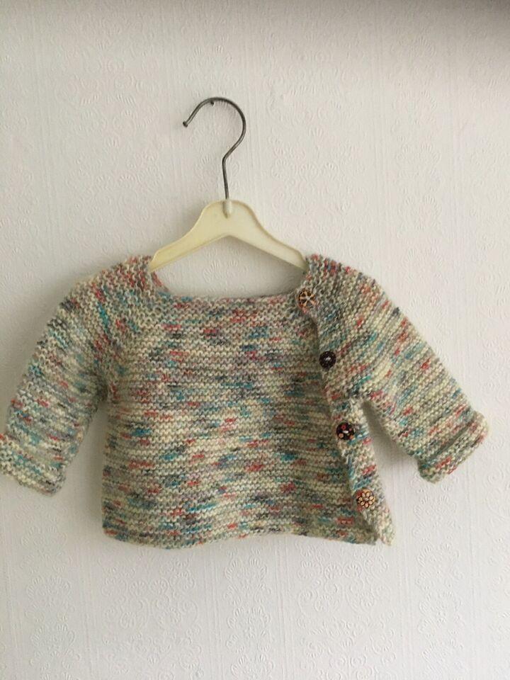 Sweater, Eget design, str. 68